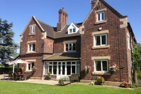 whitethorn bed and breakfast - Astbury - Bed & Breakfast