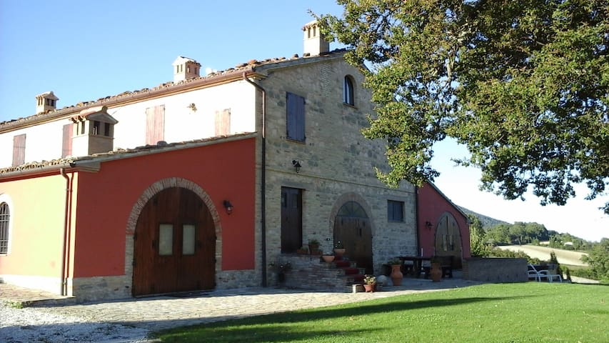 La Quercia Country House - Cingoli - Dom