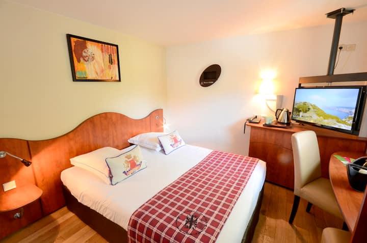 Chambre Double GREEN HOTELS  Parc des Expos