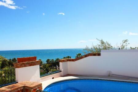 Villa 3 Rooms Pool and Beach - 2287 - Nerja