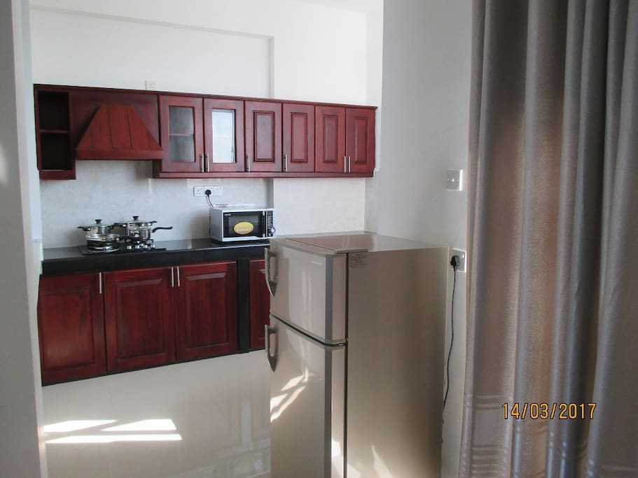 Windsor Residencies kitchen