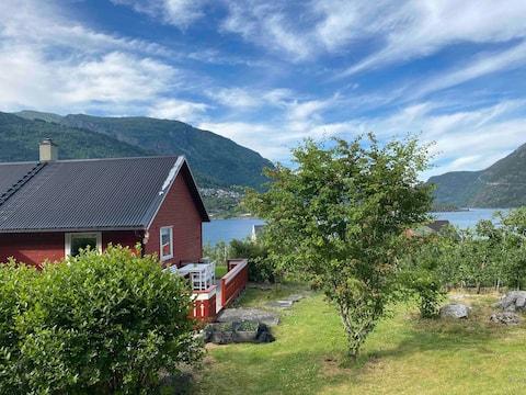 Εξοχικό σπίτι/Διακοπές στο Sognefjorden, Sogndal,Fimreite