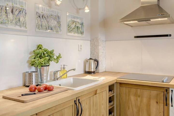 Wood & Stone - Wielka Łomnica - Apartmen