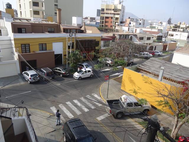 Comodas habitaciones centricas - Trujillo - Lejlighed