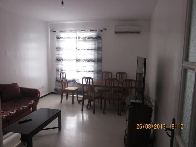 appartement sympa Foire D'Alger - Alger Centre - Huoneisto