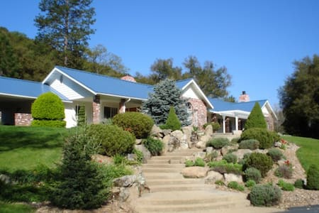 Luxury Equestrian Estate/Pool/Jacuzzi/Private/Pets - Ahwahnee - Villa