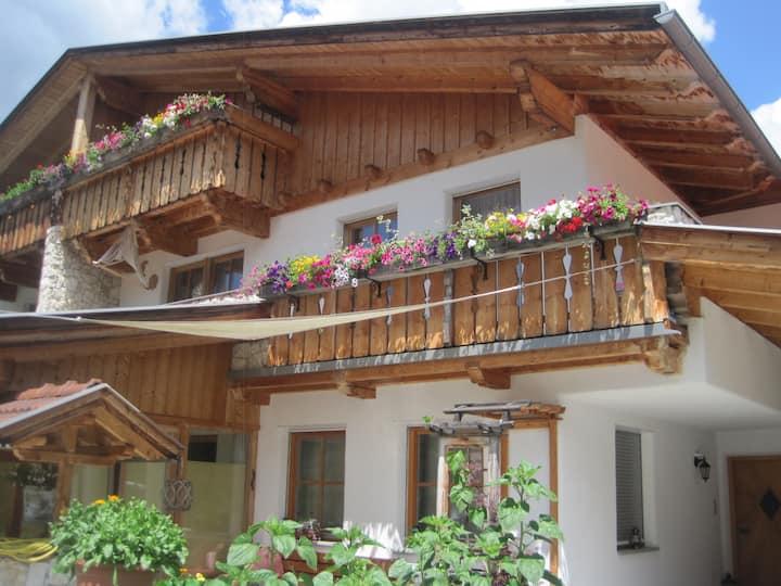 Appartamento in casa privata in zona tranquilla.