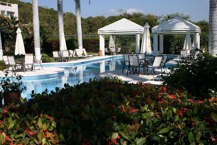 Villa Marina Ixtapa, la mejor zona. - Ixtapa Zihuatanejo - Willa