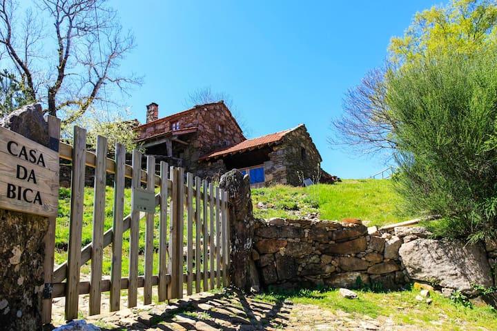 Casa da Bica - Melgaço - Huis