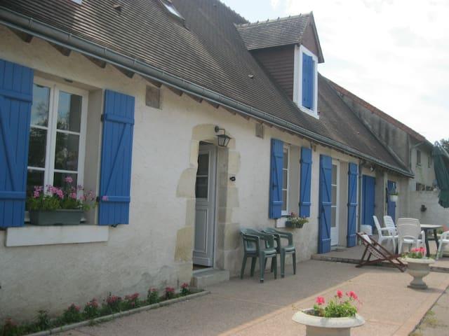 Au petit Bonheur !!!!!! - Thevet-Saint-Julien - Hus