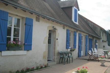 Au petit Bonheur !!!!!! - Thevet-Saint-Julien - Casa