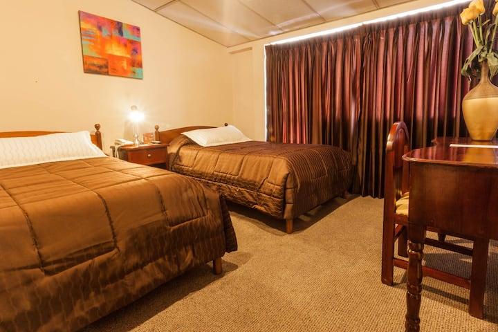 Suite 2 ambientes sin cocina sector Itchimbia
