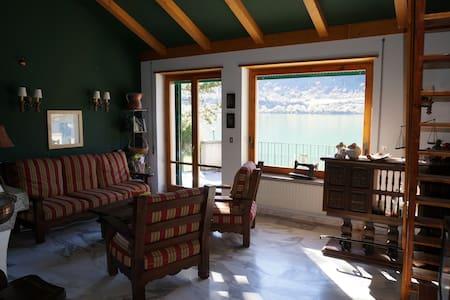 Villa esclusiva sul lago di Scanno - Scanno