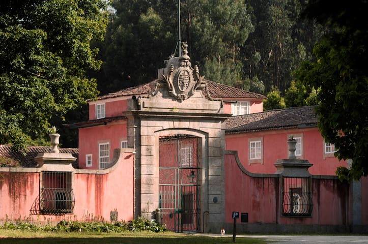 Manor house near Guimarães