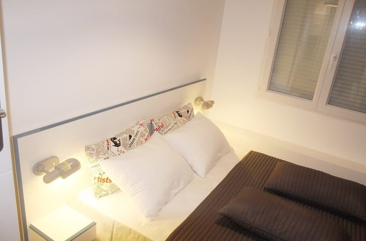 MODERN APT FOR 5 GUESTS BY MARSEILLE AIRPORT