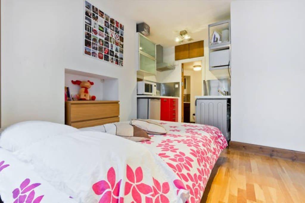 Studio flat in leicester square apartamentos en alquiler - Apartamento en londres ...