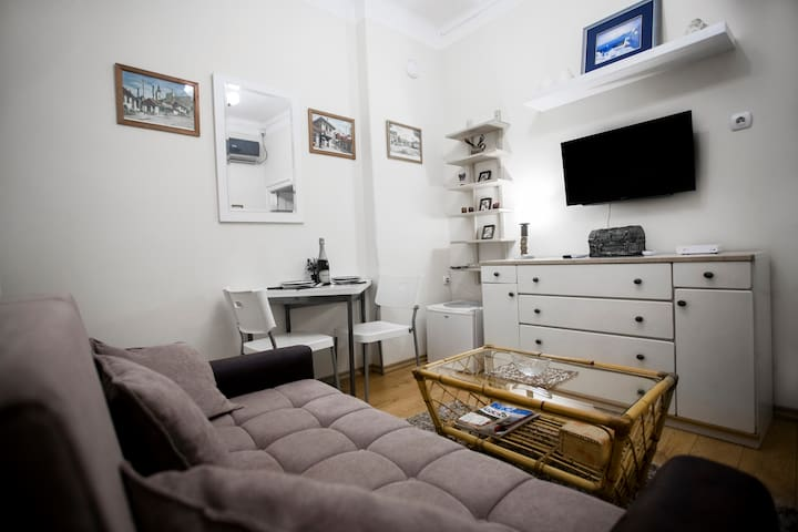 Apartment Charlie-PERFECT PRICE-50m St. Sava T.