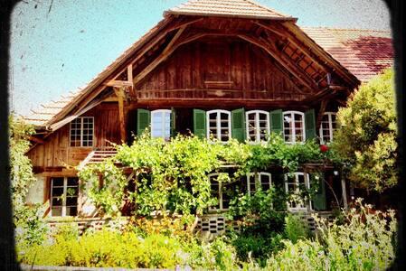 Heimelig isch es.. - Oberwil bei Büren - Rumah