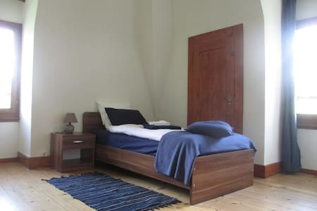 Quiet Single Room in Traditional Swiss Villa - Lavey-Morcles - Villa