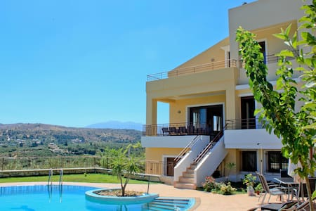 Provarma 6 Bedroom Villa Chania - Πρόβαρμα