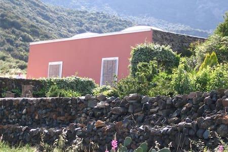 Dammuso vacances Pantelleria - chambres et lits