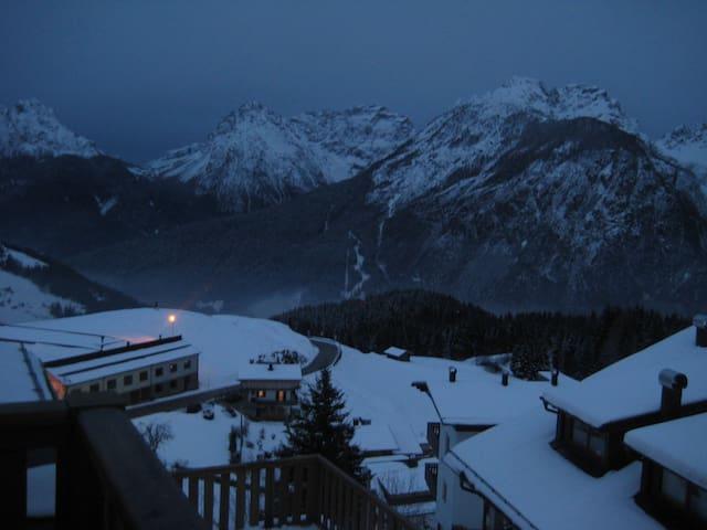 Danta, la montagna nella tradizione
