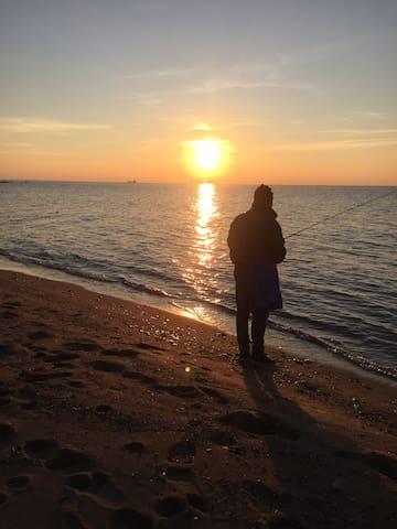 Geyikli,odunluk saklı cennet Dalyan ,plaj 5 dakika