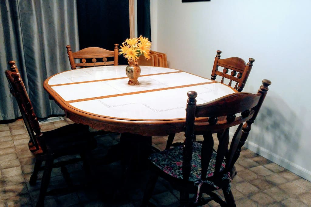 Large gorgeous Dining table