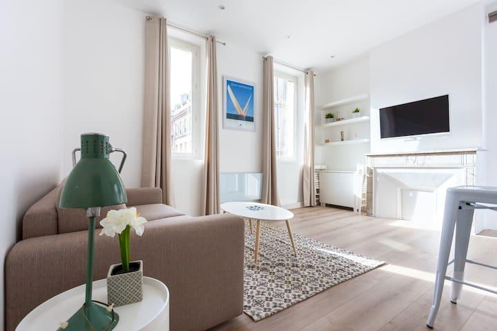 Appartement Marseille centre ville