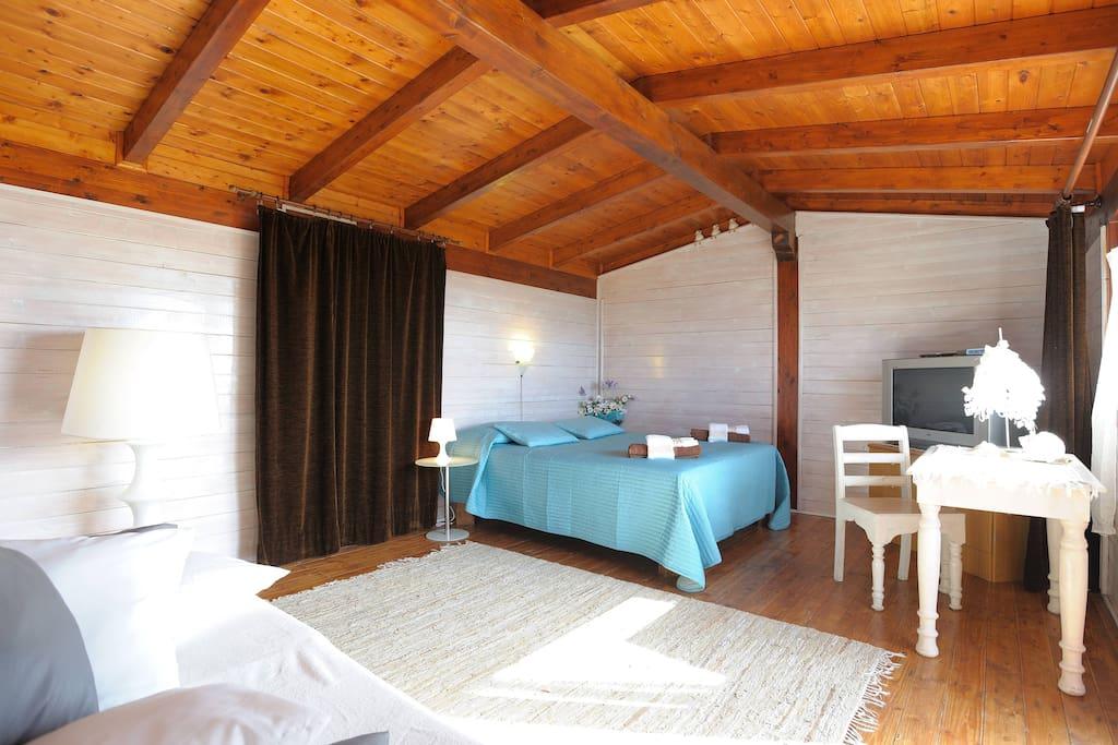Chalet eido 39 cottage in affitto a san leone it agrigento sicilia italia - Leone e capricorno a letto ...
