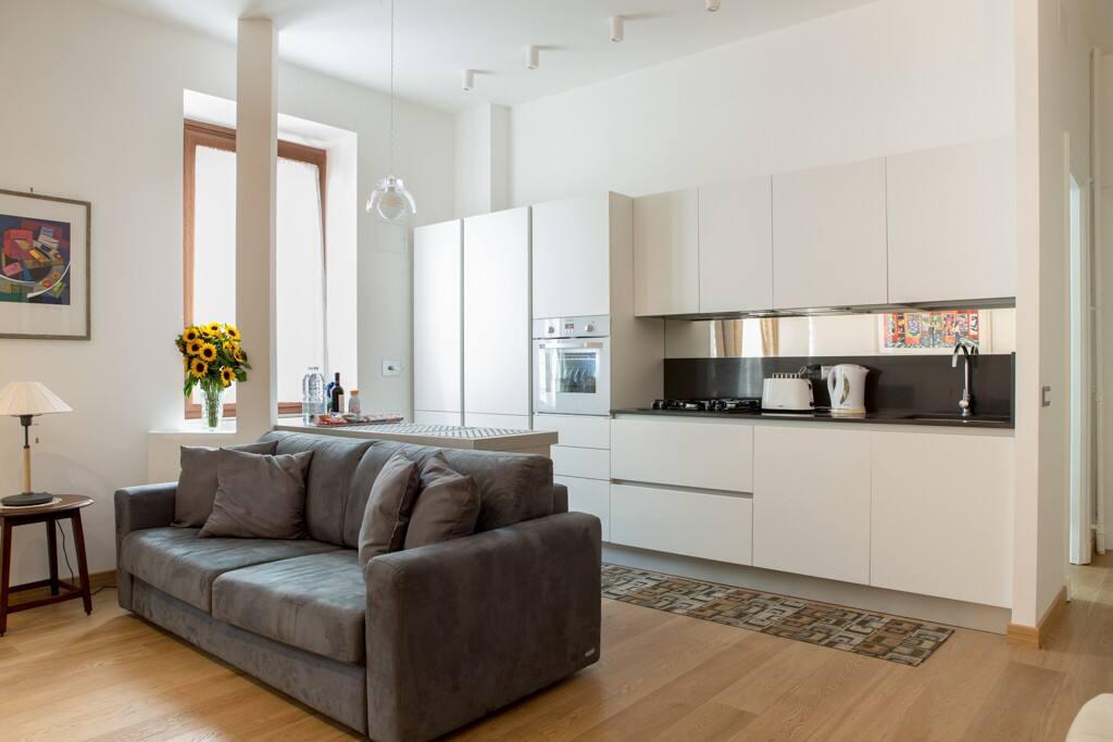 Exclusive giuliana suite appartamenti in affitto a roma - Bagno italia giuliana ...