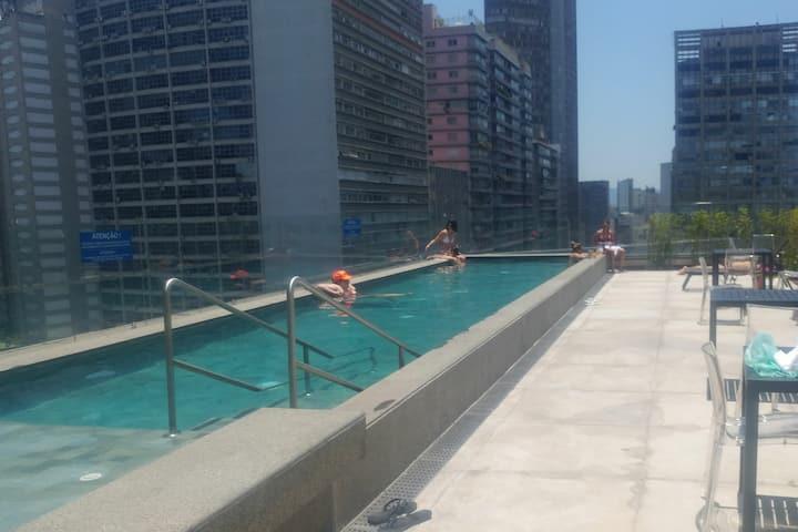Ap moderno no centro de São Paulo  (113)