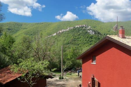 Camera doppia Fattoria/ Abruzzo - Opi