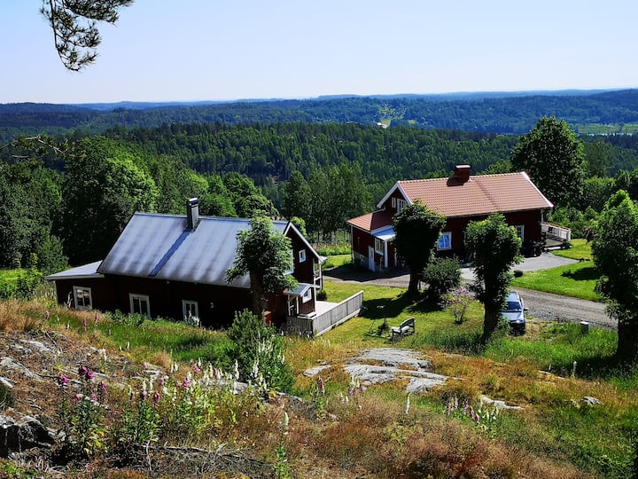 Dalsland with a view