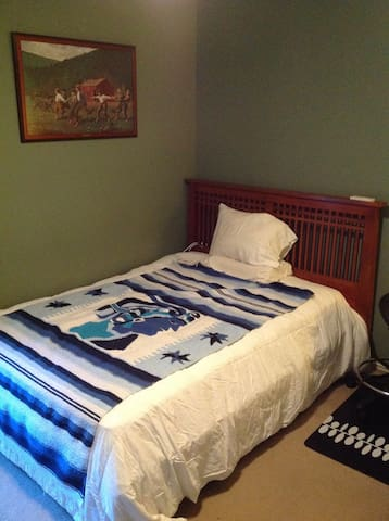 Private Room Near Downtown Bellingham + Hot Tub - Bellingham - House