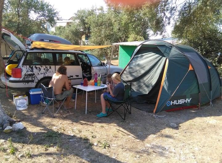 Camping Moskato