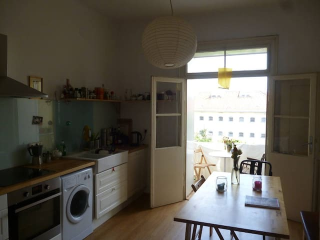 Nice cosy room in lovely shared flat