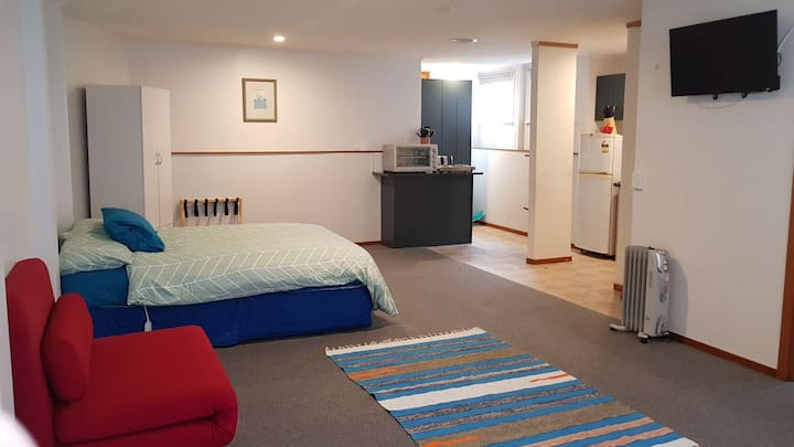 Hataitai  - Spacious private studio