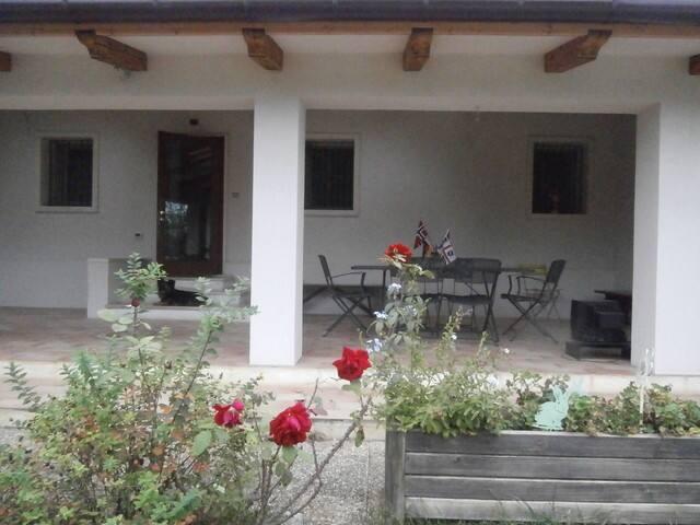 abitazione immersa nella natura  - Pozzolo di Villaga
