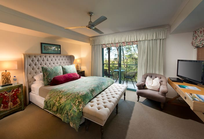 Arabella Guest House/The Silverbirch Suite - Buderim - Daire