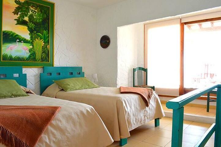 Junior suite 2 - Puerto Villamil - Casa