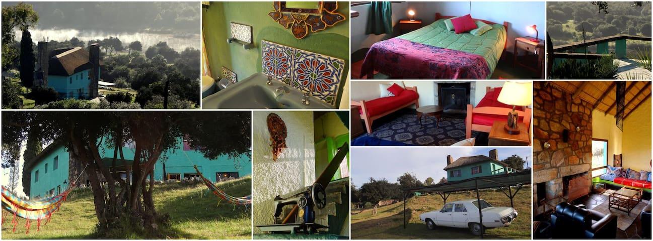 Bed&Breakfast Villa Serrana - Villa Serrana