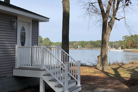 NEWLY Renovated -- Waterfront Getaway