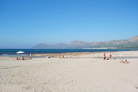 Mallorca Son Serra De Marina House Beach Alcudia - Son Serra de Marina