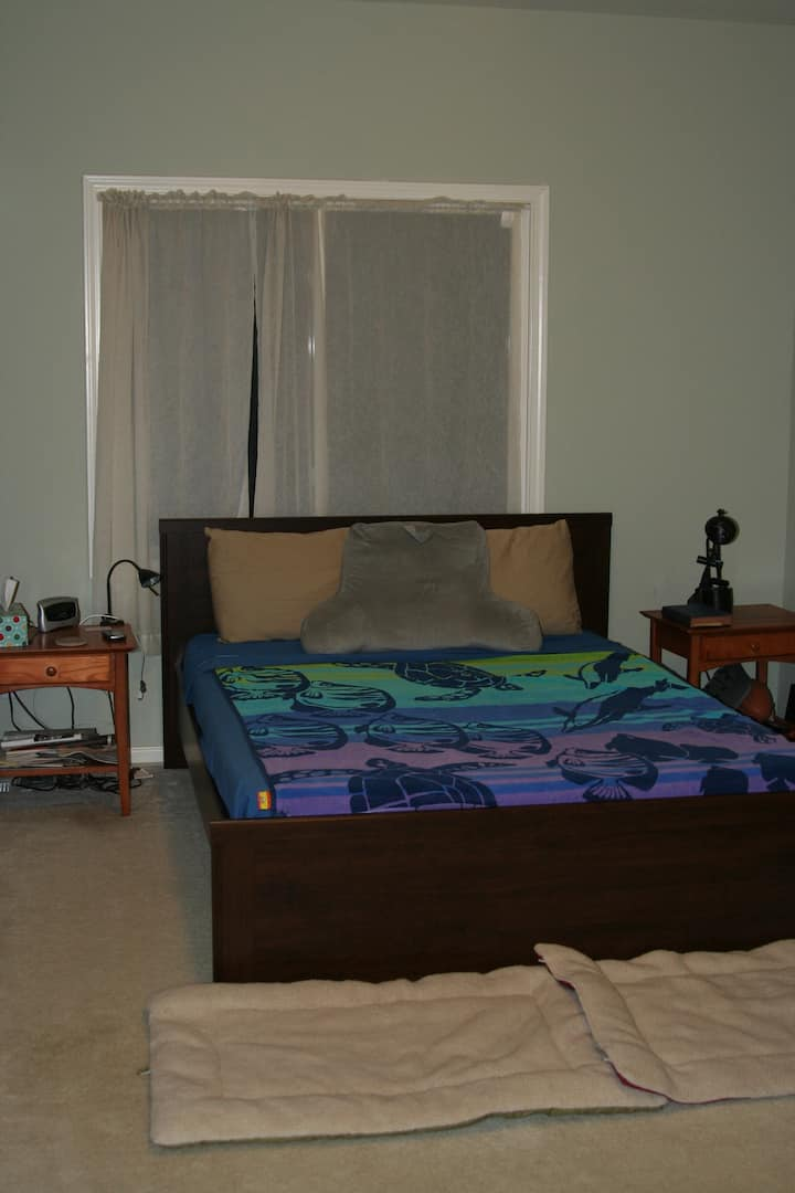Master Bedroom near North Campus