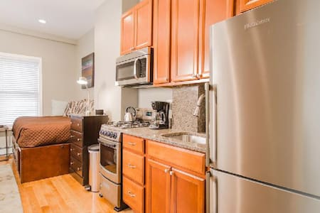 Delightful Studio At Harvard Square - Cambridge - Apartment