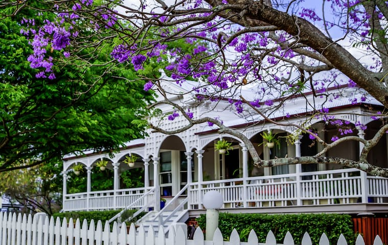 Heritage Listed Wiss House full of history