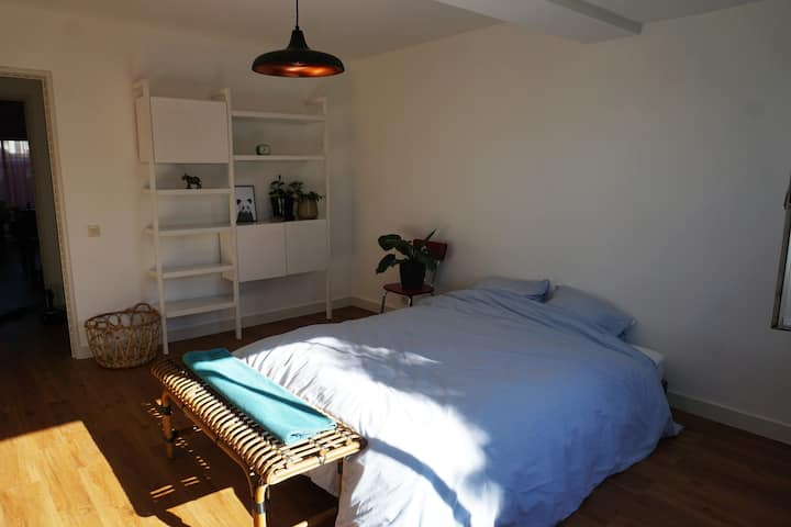 STUDIO 19 - gelijkvloersappartement te Groenenhoek