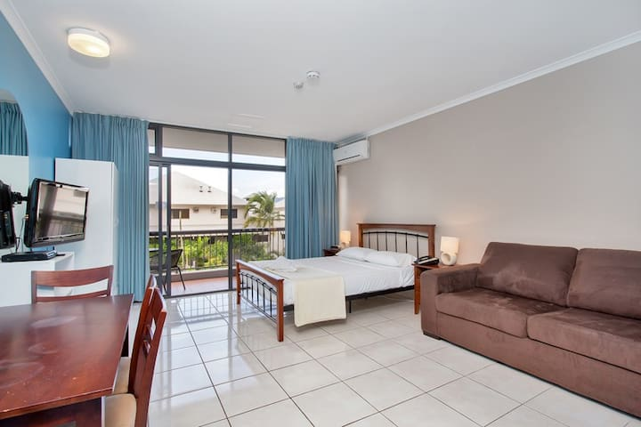 Sunshine Towers Studio - #307 - Cairns - Apartamento