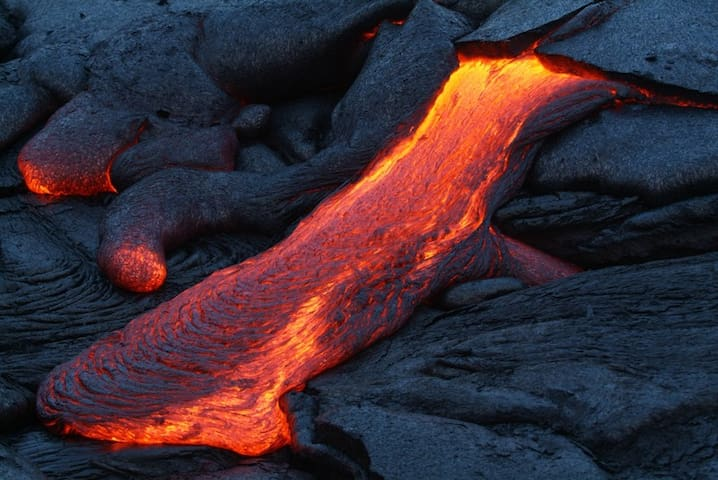 Of course you'll want to check out nearby Volcano National Park!
